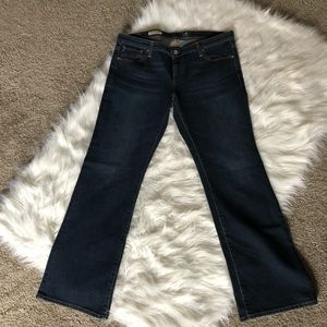 Adriano Goldschmeid Angelina Petite Boot Jeans 32R
